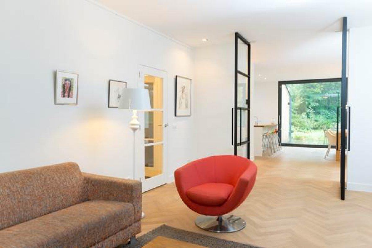 Stalen Ensuite Deuren : Stalen en suite deuren images moderne woonkeuken in uitbouw